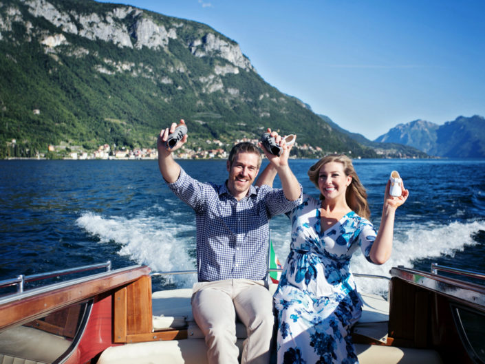 Maternity on the Lake | Shooting in Varenna