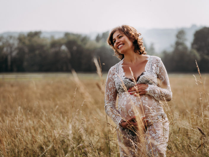 Romantic Vibes | Maternity Shooting
