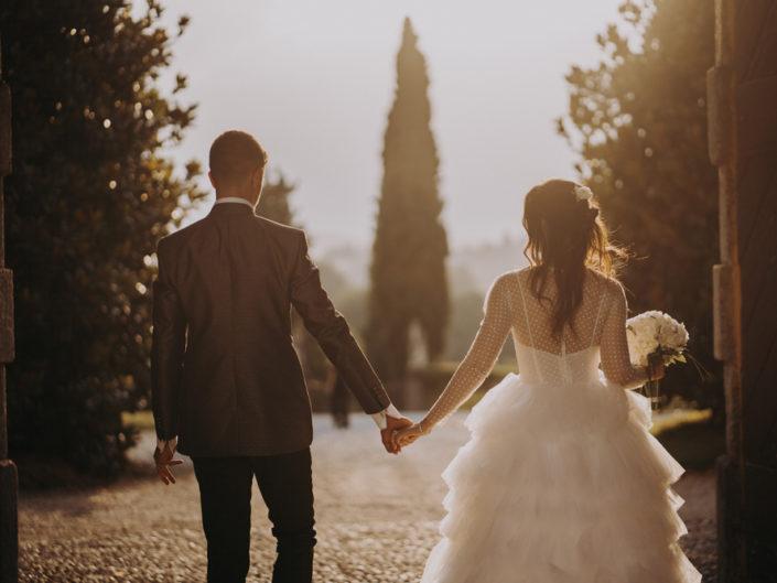Wedding D+L   Villa Orsini Colonna